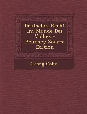 Deutsches Recht Im M...