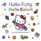 Hello Kitty, Hello Color! Board Book