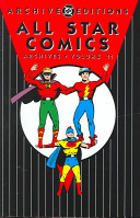 All Star Comics - Archives