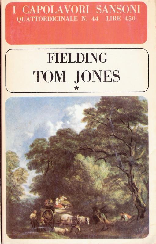 Tom Jones Vol I