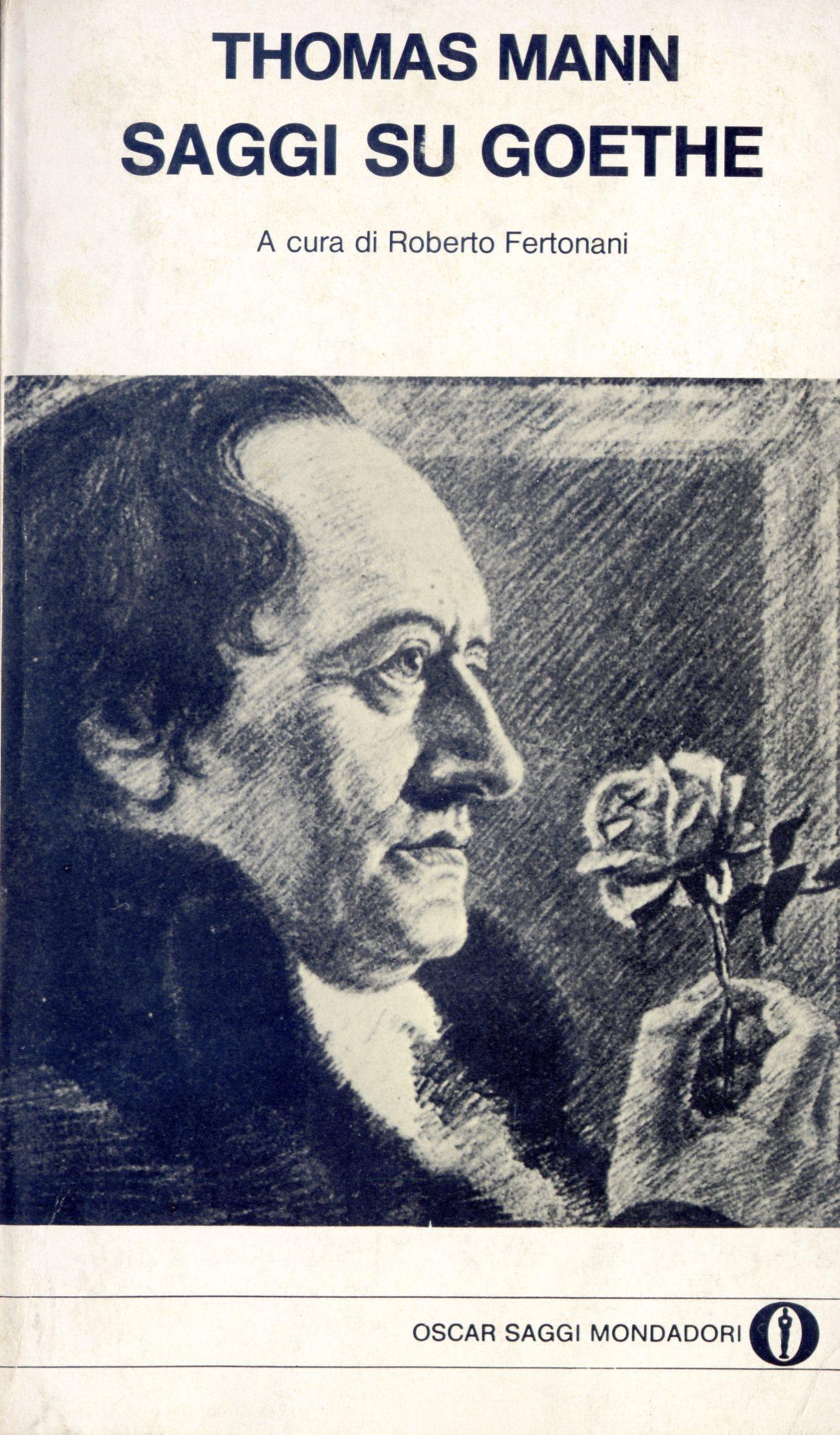 Saggi su Goethe