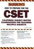 How to Prepare for the CSET