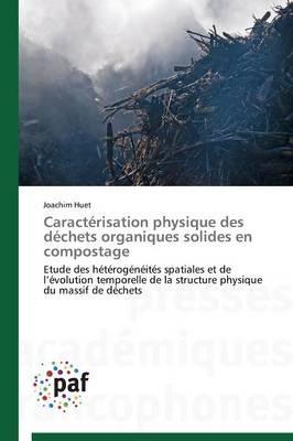 Caracterisation Physique des Déchets Organiques Solides en Compostage