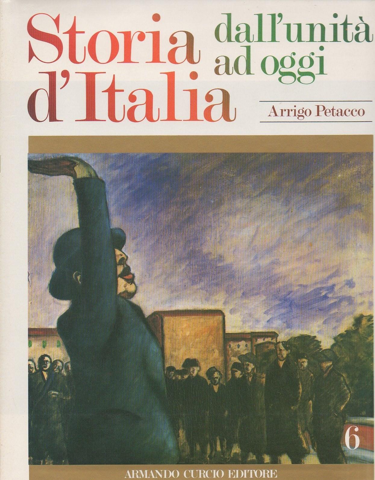 storia d'Italia vol. 6