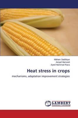 Heat stress in crops