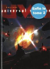 Universal war one, Tome 2