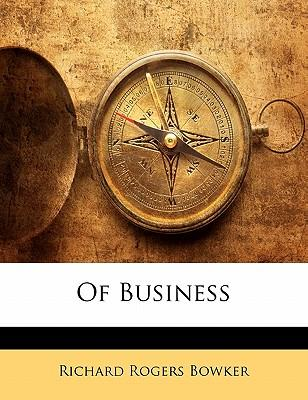 Of Business