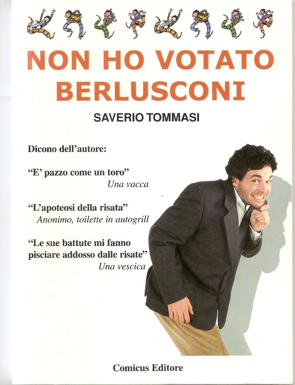 Non ho votato Berlusconi