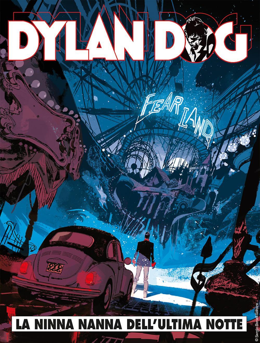 Dylan Dog n. 367