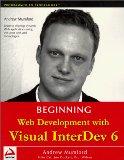 Beginning Web Development With Visual Interdev 6.0
