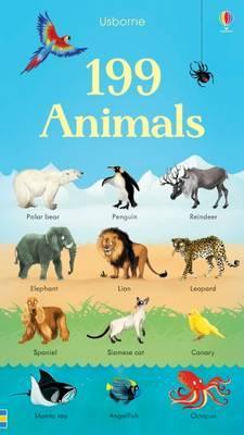 199 Animals (199 Pictures)