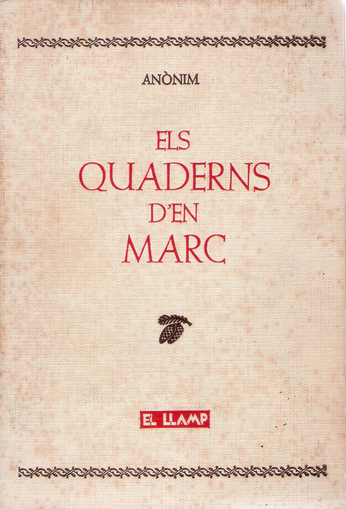 Els quaderns d'en Marc