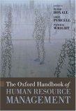 The Oxford Handbook ...