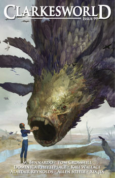 Clarkesworld, Issue ...