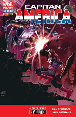 Capitan America #9 Marvel Now!