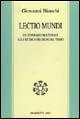 Lectio mundi