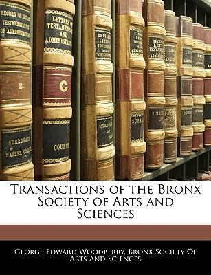 Transactions of the Bronx Society of Arts and Sciences