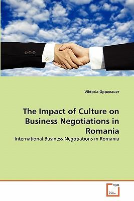 The Impact of Culture on Business Negotiations in Romania