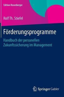 Förderungsprogramme