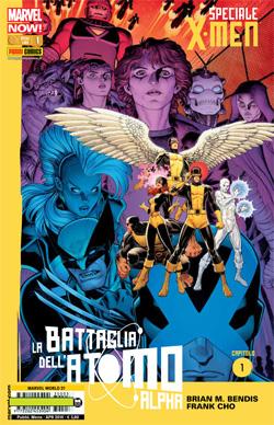 X-Men: La battaglia dell'atomo Alpha