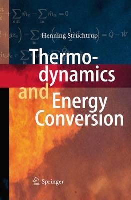 Thermodynamics and Energy Conversion