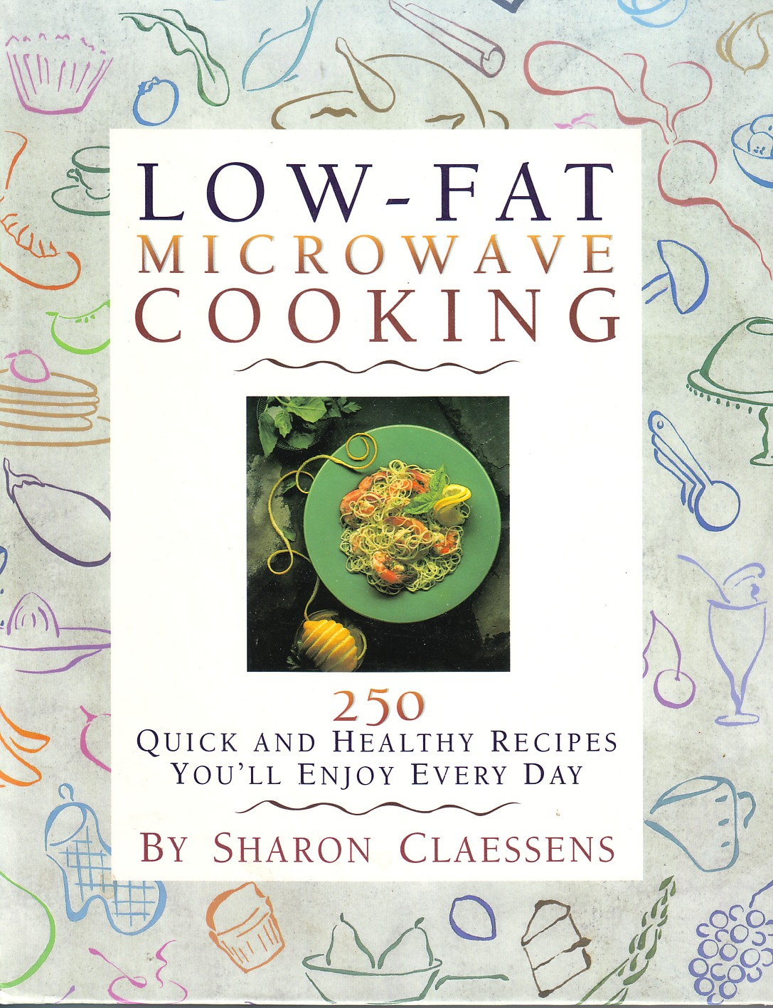 Low-Fat Microwave Cooking