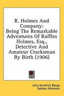 R. Holmes and Compan...