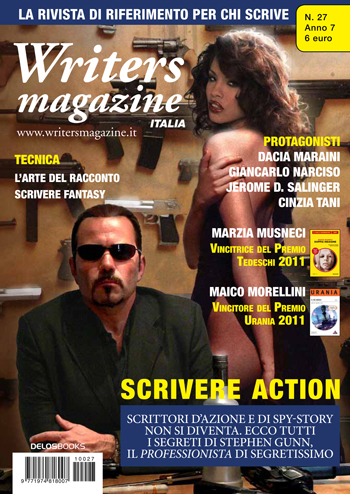 Writers Magazine Italia n.27