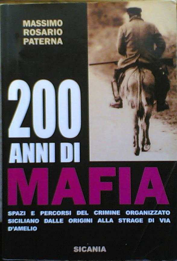 200 anni di mafia