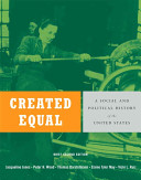 Created Equal: Brief Edition, Combined Volume