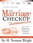 The Marriage Checkup...
