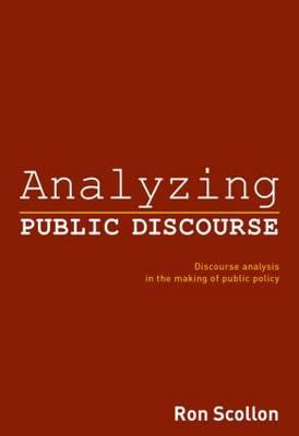 Analyzing Public Discourse