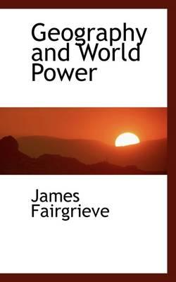 Geography and World Power