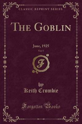 The Goblin, Vol. 5