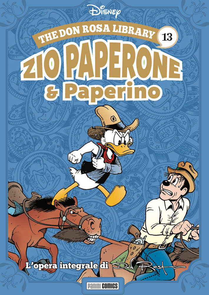 The Don Rosa Library...