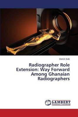 Radiographer Role Extension