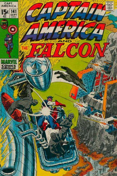 Captain America Vol.1 #141