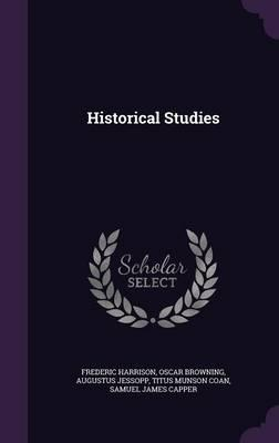 Historical Studies