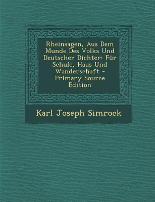 Rheinsagen, Aus Dem ...