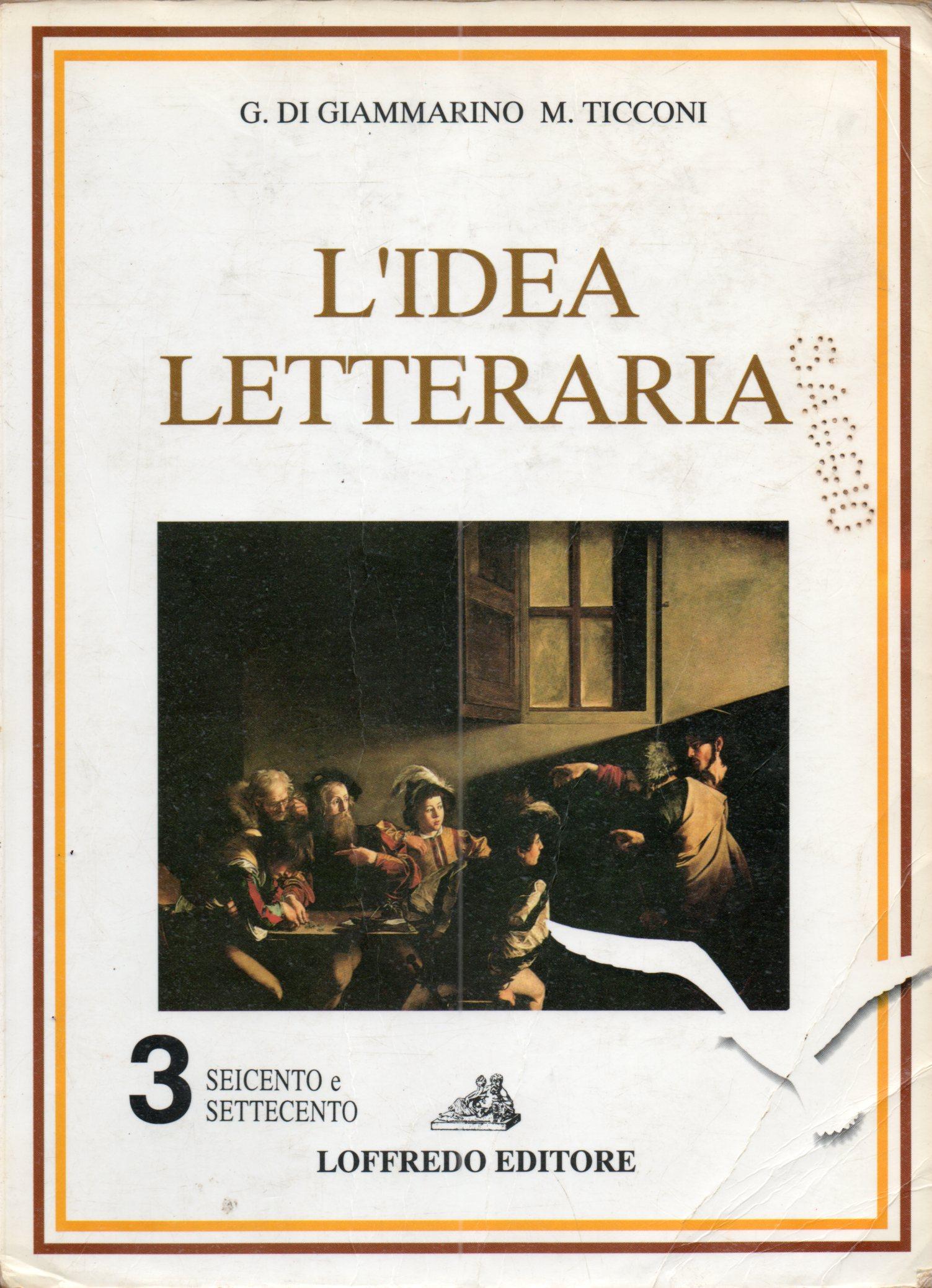 L'idea letteraria: i...