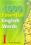 4000 ESSENTIAL ENGLISH WORDS. 1