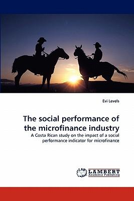 The social performance of the microfinance industry