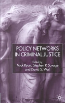 Policy Networks in Criminal Justice