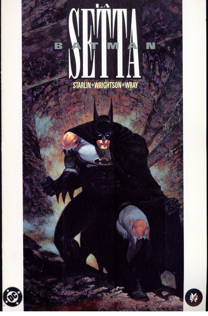 Batman: La setta