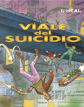 Viale del Suicidio