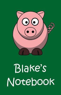 Blake's Notebook