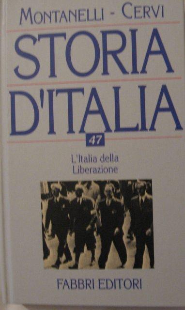 Storia d'Italia - volume 47