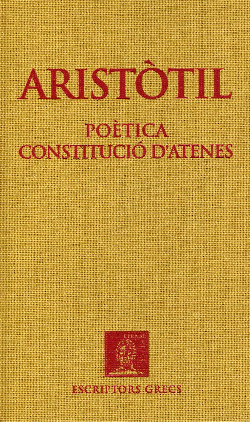 Poètica · Constitu...