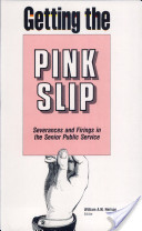 Getting the Pink Slip