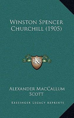 Winston Spencer Churchill (1905)